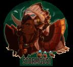 Portrait de Stormgust